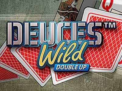 Deuces Wild Double Up Review